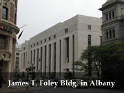 photo of Albany courthouse
