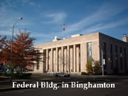 photo of Binghamton courthouse